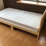 埼玉県 さいたま市 女性 家電レンタル 家具レンタル シングルベッド 格安 新生活 単身 引っ越し