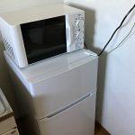 茨城県 東海村 家電レンタル らくらく家電3点セット 配送設置料 安い