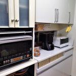 東京都江東区でオーブンレンジ・洗濯機・炊飯器・掃除機を家電レンタルしていただきました