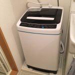 神奈川県厚木市かららくらく家電3点セット(85L冷蔵庫、4.5k洗濯機、電子レンジ)のご注文をいただきました。家電 レンタル 設置 格安 月額払い 一人暮らし 学生