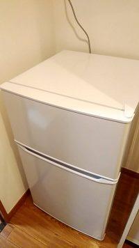 85L冷蔵庫の写真