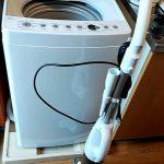 神奈川県横浜市よりらくらく家電3点セット(85L冷蔵庫、4.5k洗濯機、電子レンジ)、スティック掃除機のご注文をいただきました。家電 レンタル 設置 格安 月額払い 進学