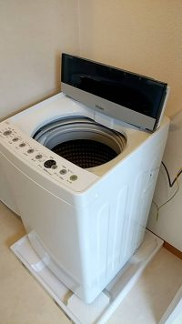 4.2k洗濯機の写真