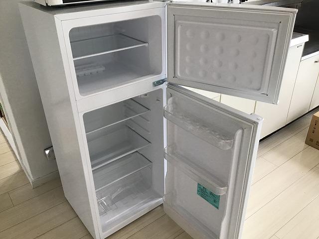 らくらく家電3点セット(冷蔵庫110~120L)中古