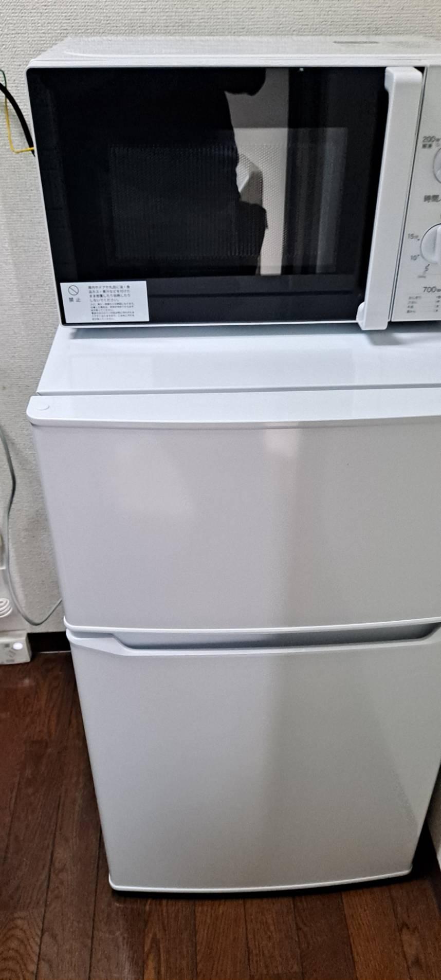 家電レンタル冷蔵庫・レンジの画像