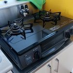 静岡県静岡市から95L冷蔵庫、電子レンジ、紙パック式掃除機、ガステーブルのご注文をいただきました。